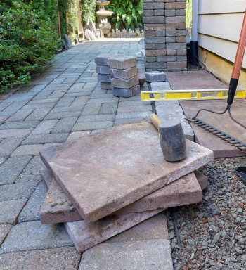 additional charges pavers